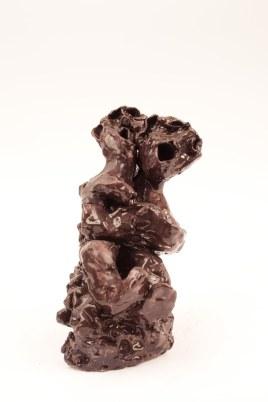 ceramica smaltata (glazed ceramic), 2018, cm 23x12x18