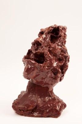 ceramica smaltata, 2018, cm 32x26x19