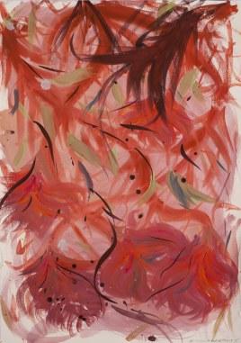 acquerello su carta Fabriano 210 gr 50% cotone (watercolor on Fabriano paper 210 gr 50% cotton), 13/11/2017, cm 100x70