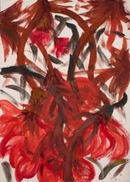 acquerello su carta Fabriano 210 gr 50% cotone (watercolor on Fabriano paper 210 gr 50% cotton), 30/10/2017, cm 100x70
