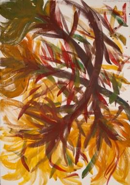 acquerello su carta Fabriano 210 gr 50% cotone (watercolor on Fabriano paper 210 gr 50% cotton), 7/11/2017, cm 100x70