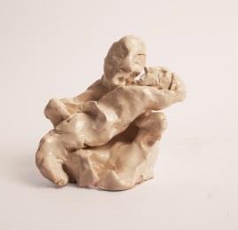 ceramica smaltata (glazed ceramic), 2017, cm 11x10x8