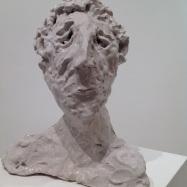 """Luz"", ceramica smaltata (glazed ceramic), 2018, cm 40x33x18"