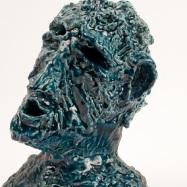 """Kantor"", ceramica a cristallina (crystalline ceramic), 2018, cm 29x25x18"