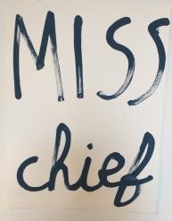 Mani festa, miss chief